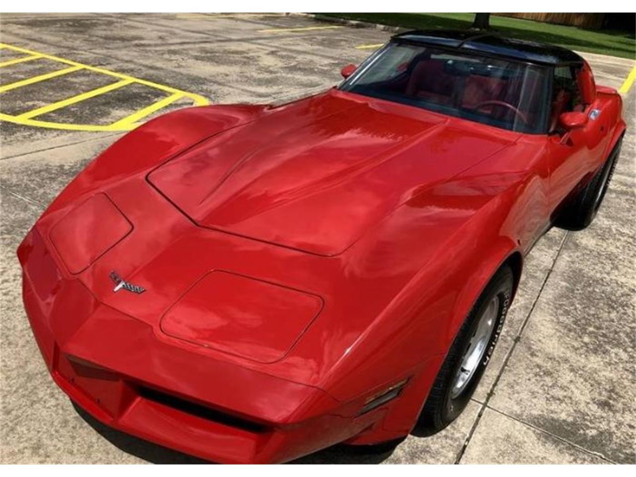 1980 Chevrolet Corvette (CC-1214681) for sale in Cadillac, Michigan