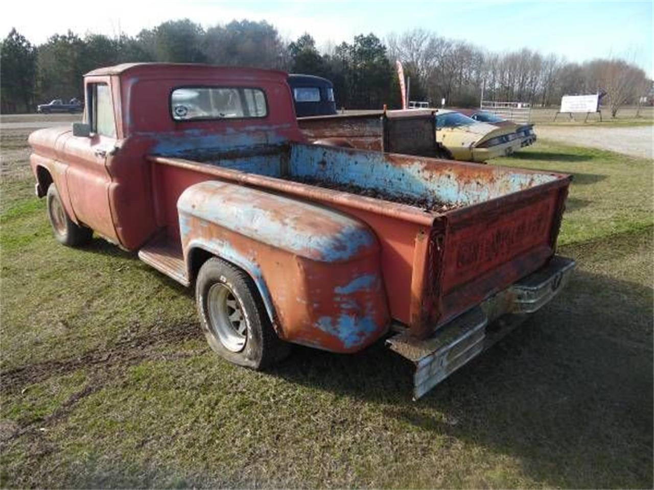 1961 Chevrolet Pickup (CC-1214683) for sale in Cadillac, Michigan