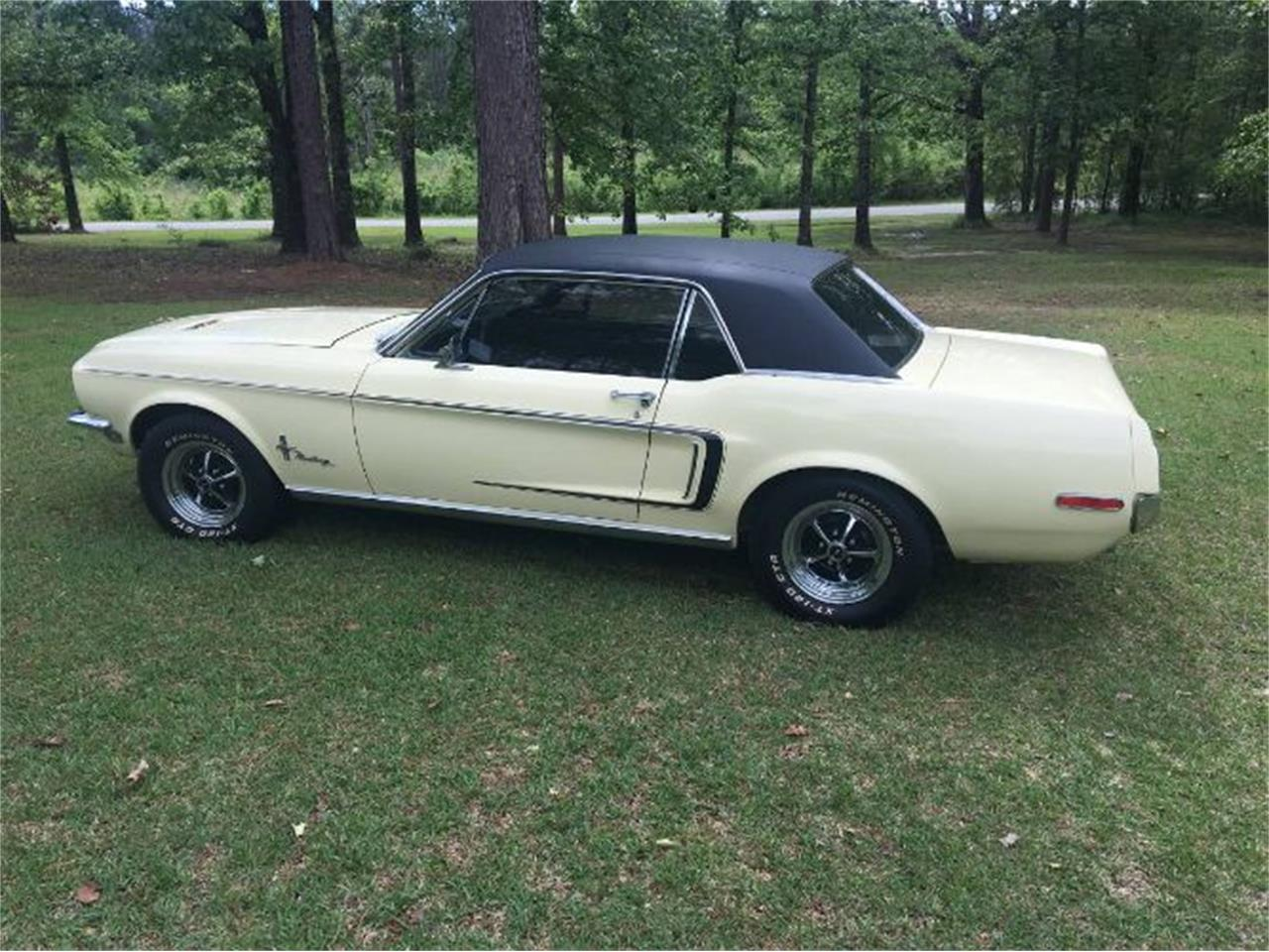 1968 Ford Mustang (CC-1214688) for sale in Cadillac, Michigan