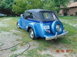 1949 Willys Jeepster (CC-1214712) for sale in Cadillac, Michigan