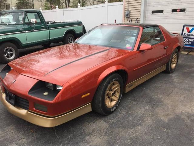 1988 Chevrolet Camaro (CC-1214736) for sale in Cadillac, Michigan