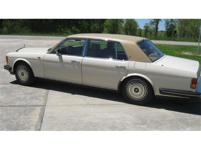 1988 Rolls-Royce Silver Spur (CC-1214741) for sale in Cadillac, Michigan