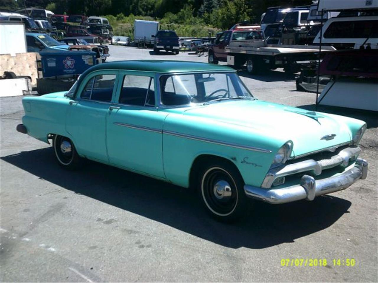 1955 Plymouth Savoy (CC-1214743) for sale in Cadillac, Michigan