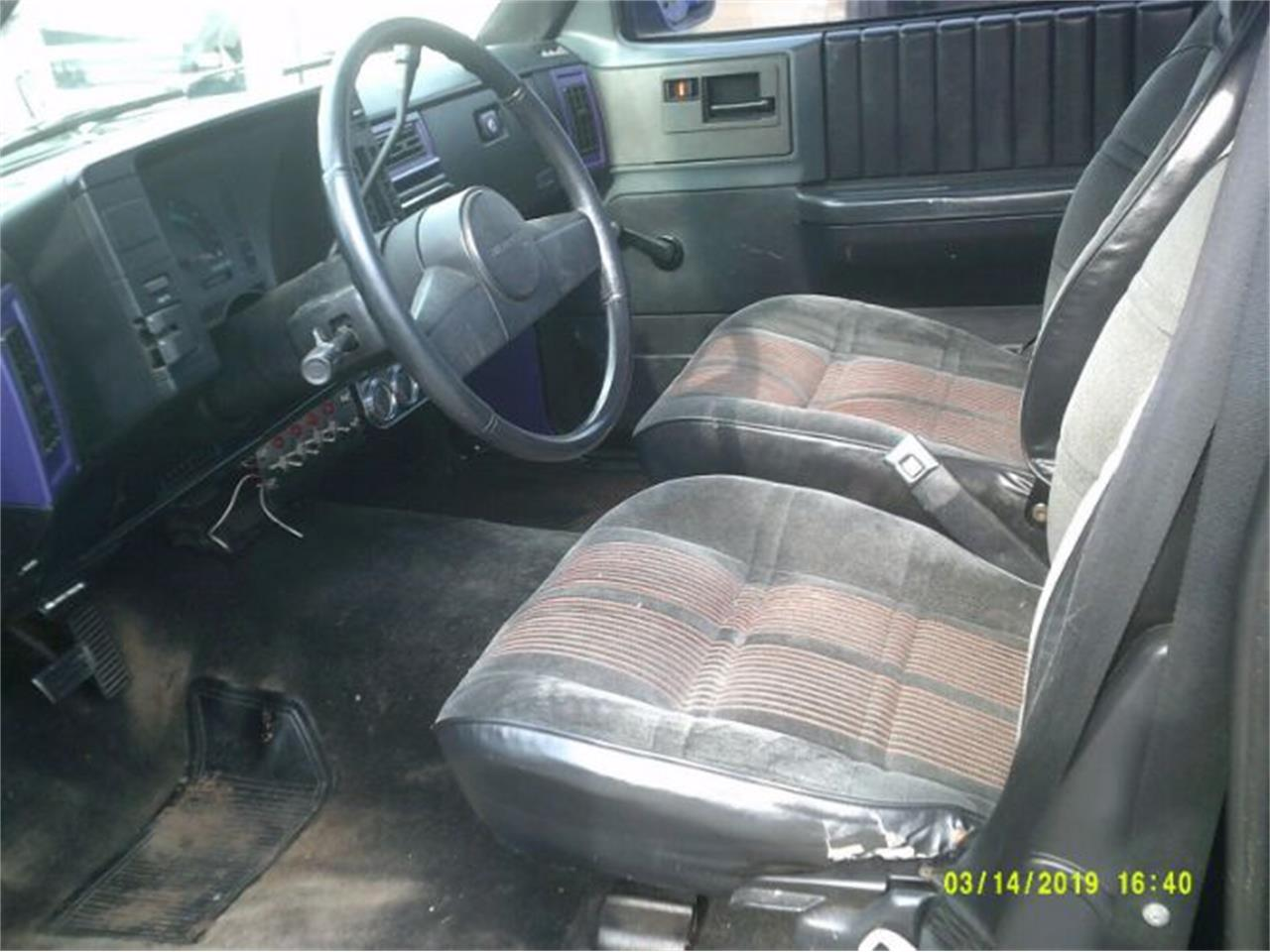 1987 Chevrolet S10 (CC-1214747) for sale in Cadillac, Michigan