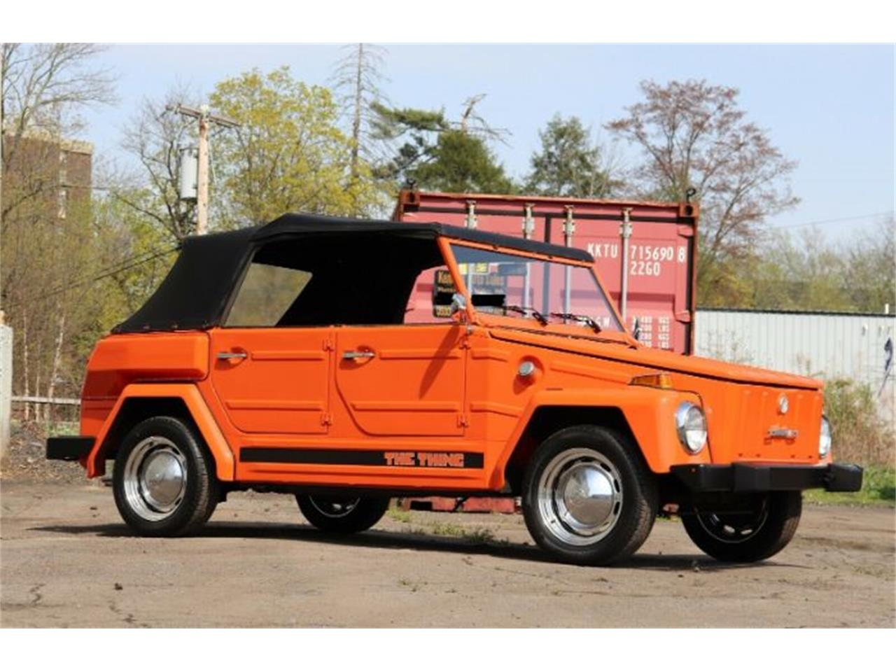 1974 Volkswagen Thing (CC-1214751) for sale in Cadillac, Michigan
