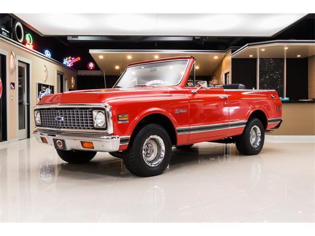 1972 Chevrolet Blazer (CC-1210483) for sale in Plymouth, Michigan