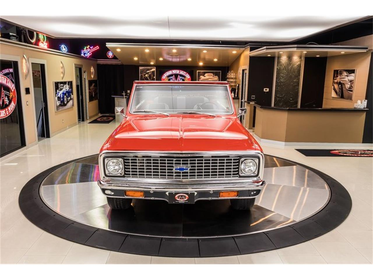 1972 Chevrolet Blazer (CC-1210483) for sale in Plymouth, Michigan