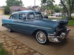 1956 Chevrolet Bel Air (CC-1214868) for sale in Houston, Texas