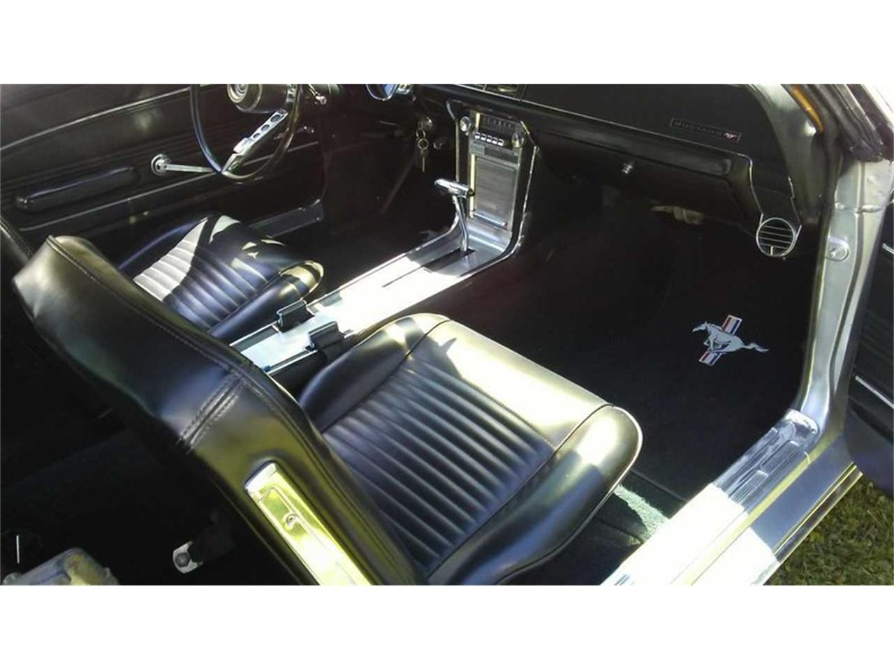 1967 Ford Mustang (CC-1214883) for sale in Fletcher, North Carolina