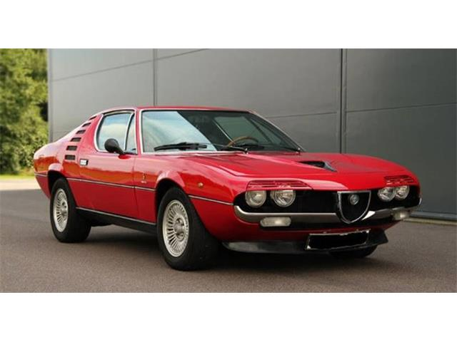 1972 Alfa Romeo Montreal (CC-1214916) for sale in Naples, Florida