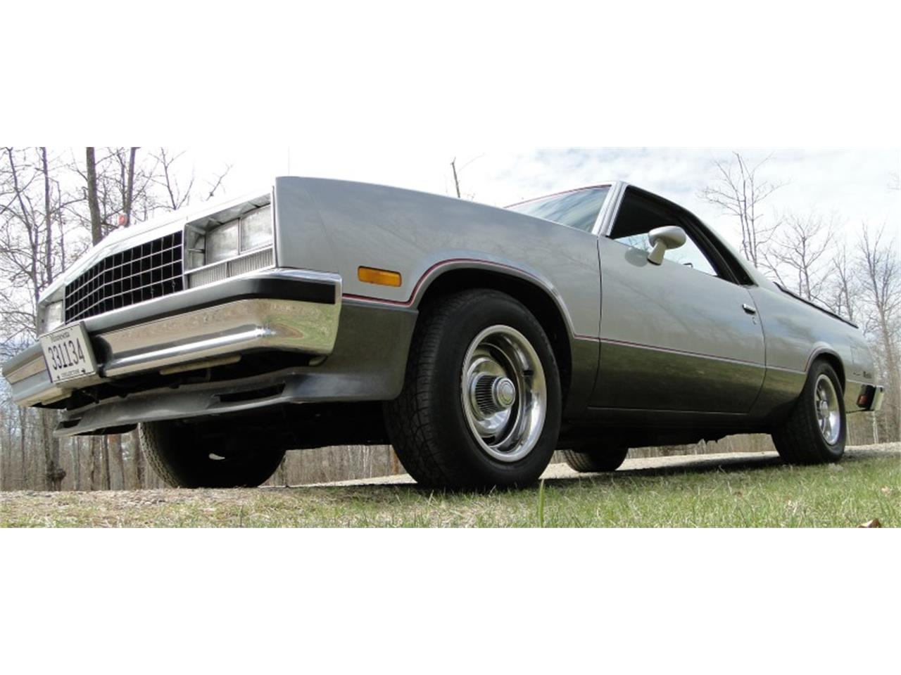1985 Chevrolet El Camino (CC-1214941) for sale in Grand Rapids, Minnesota