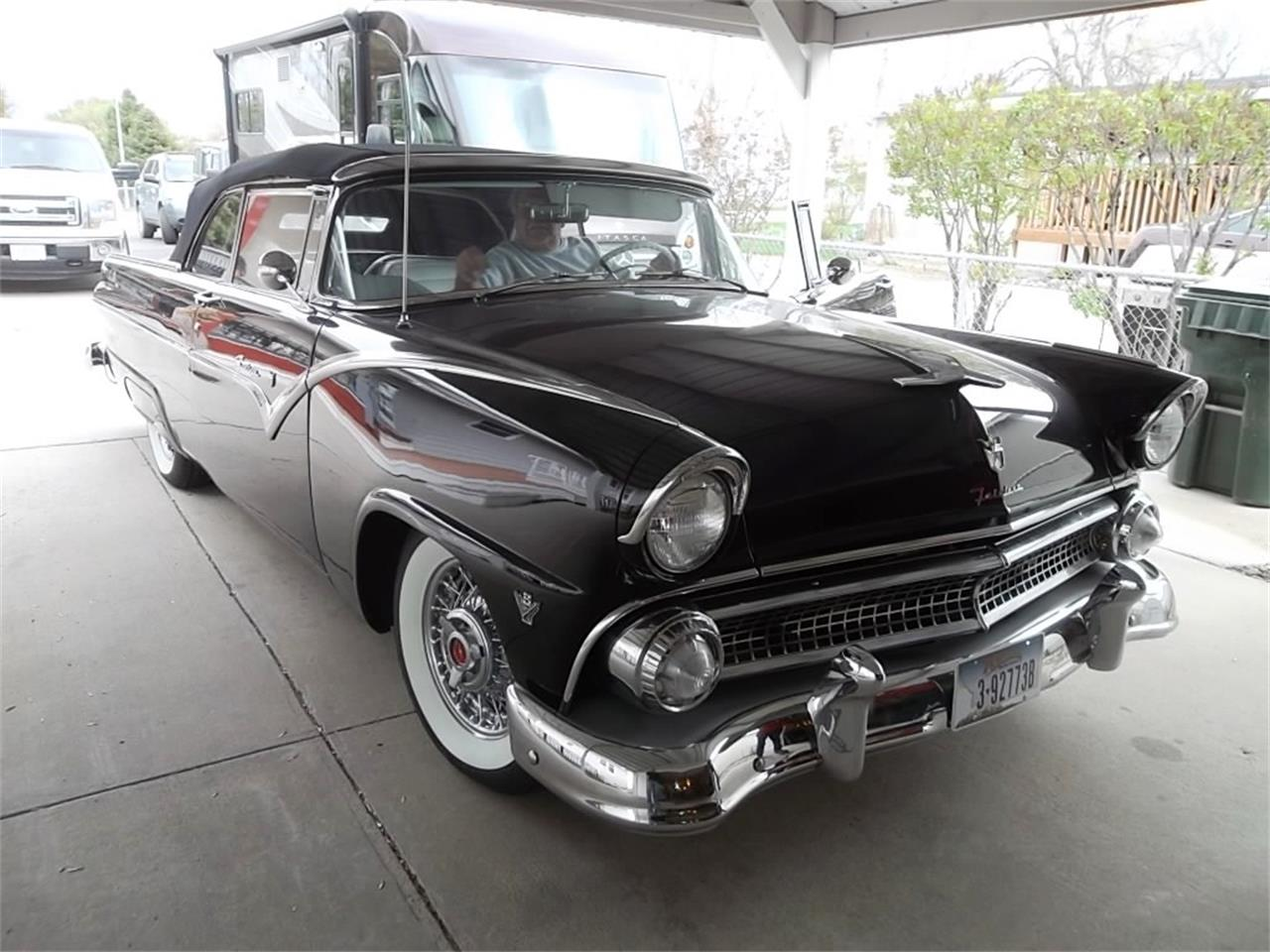 1955 Ford Sunliner (CC-1214946) for sale in Billings, Montana