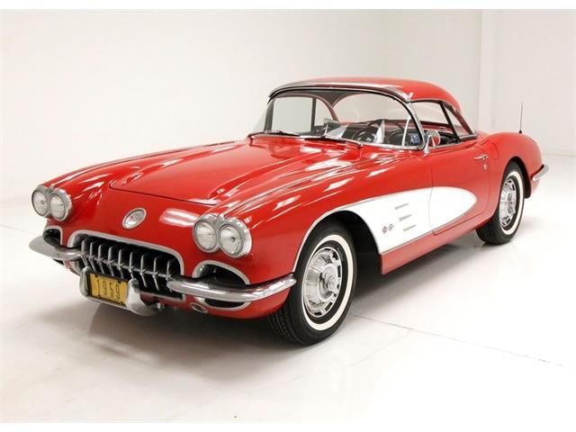 1959 Chevrolet Corvette (CC-1214961) for sale in Morgantown, Pennsylvania