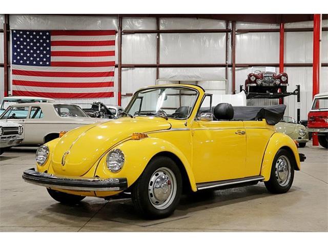 1978 Volkswagen Beetle (CC-1214972) for sale in Kentwood, Michigan
