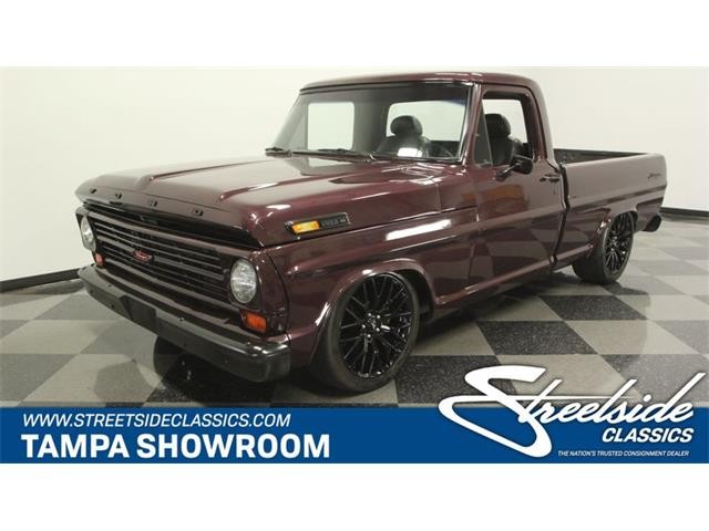 1969 Ford F100 (CC-1214992) for sale in Lutz, Florida