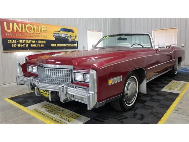 1975 Cadillac Eldorado (CC-1215044) for sale in Mankato, Minnesota