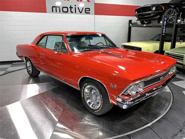 1966 Chevrolet Chevelle (CC-1215080) for sale in Pittsburgh, Pennsylvania