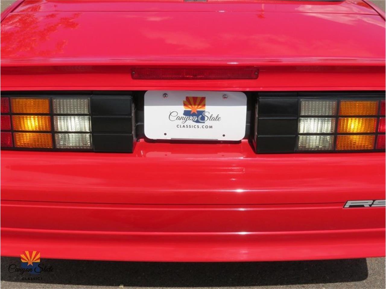 1991 Chevrolet Camaro (CC-1215100) for sale in Tempe, Arizona