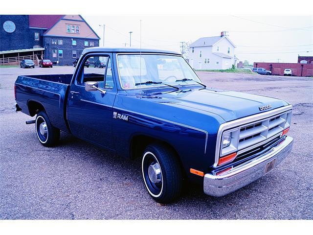 1986 Dodge D150 (CC-1215219) for sale in Canton, Ohio