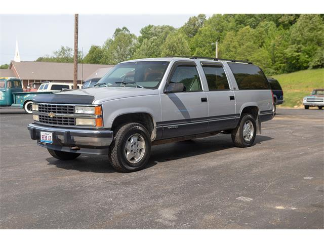 1993 Chevrolet Suburban (CC-1215234) for sale in Dongola, Illinois