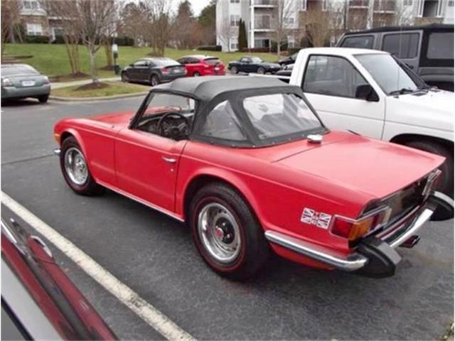 1974 Triumph TR6 (CC-1215259) for sale in Roswell, Georgia