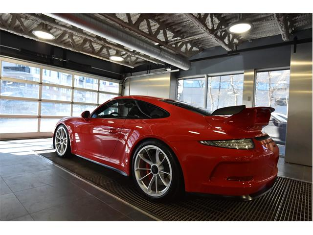 2015 Porsche 911 (CC-1215267) for sale in Montreal, Quebec