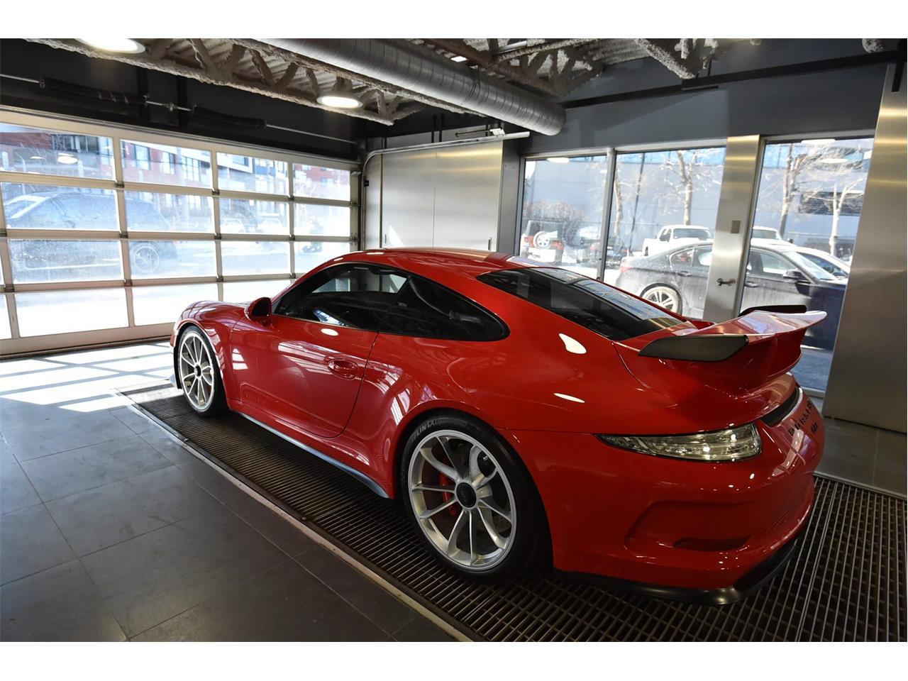 2015 Porsche 911 (CC-1215267) for sale in Montreal, Quebec