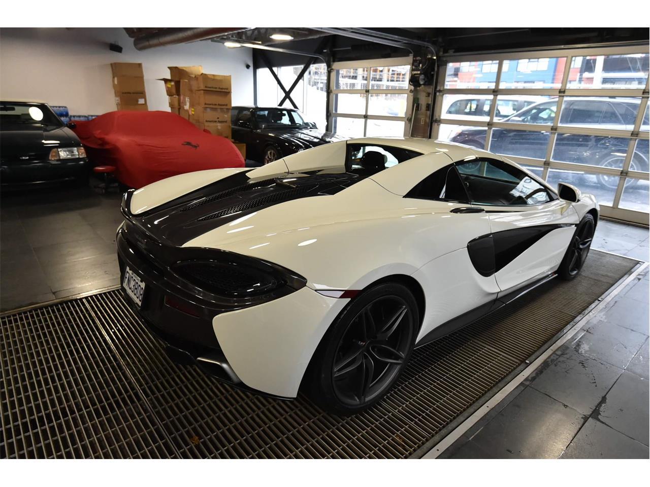 2018 McLaren 570S (CC-1215269) for sale in Montreal, Quebec