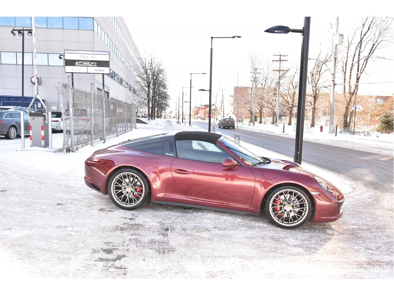 2018 Porsche 911 (CC-1215275) for sale in Montreal, Quebec