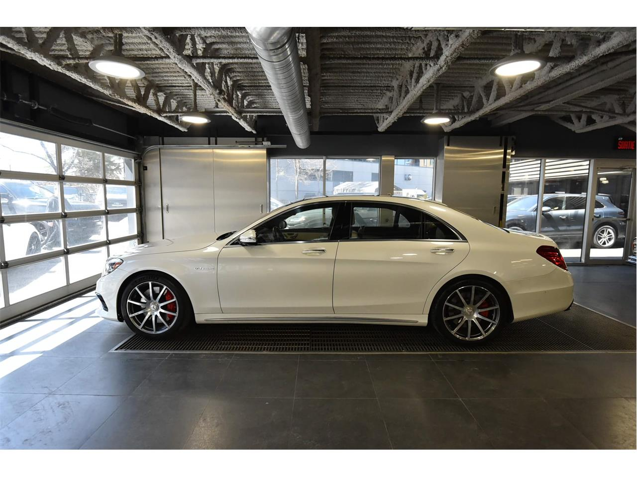 2017 Mercedes-Benz S-Class (CC-1215283) for sale in Montreal, Quebec