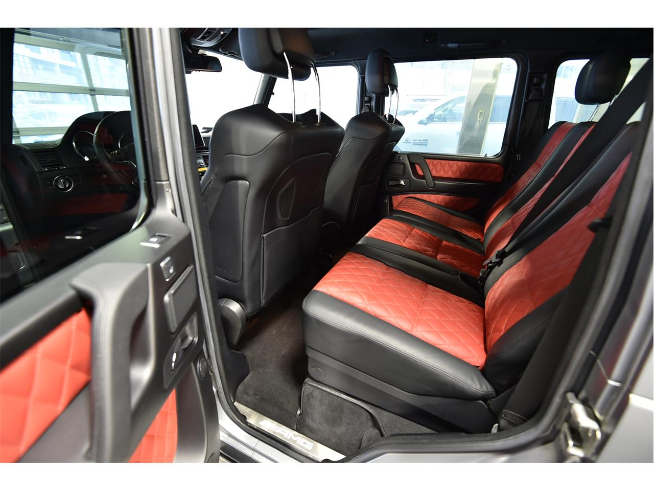 2016 Mercedes-Benz G63 (CC-1215285) for sale in Montreal, Quebec