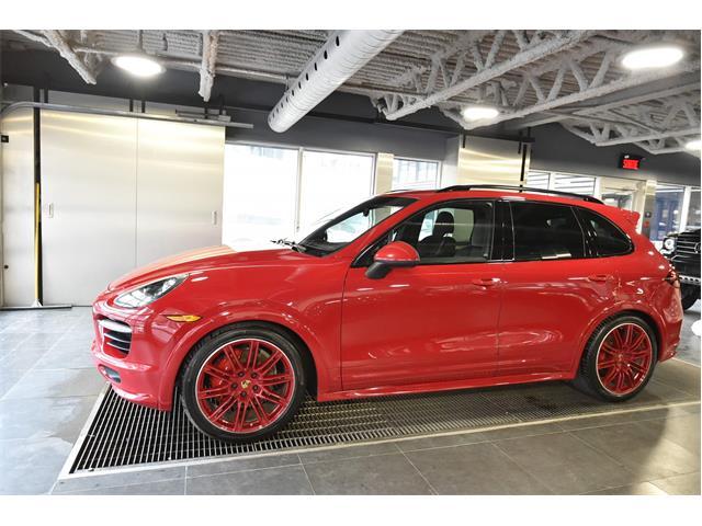 2013 Porsche Cayenne (CC-1215286) for sale in Montreal, Quebec