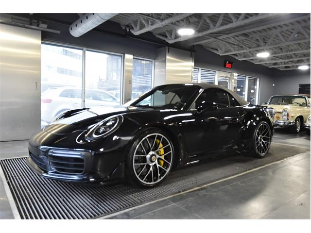 2017 Porsche 911 (CC-1215289) for sale in Montreal, Quebec