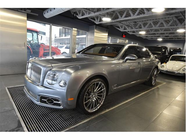 2017 Bentley Mulsanne S (CC-1215290) for sale in Montreal, Quebec