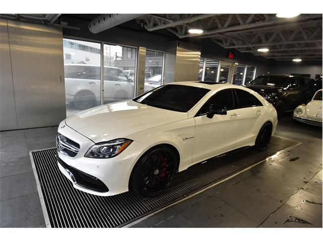 2017 Mercedes-Benz CLS-Class (CC-1215291) for sale in Montreal, Quebec