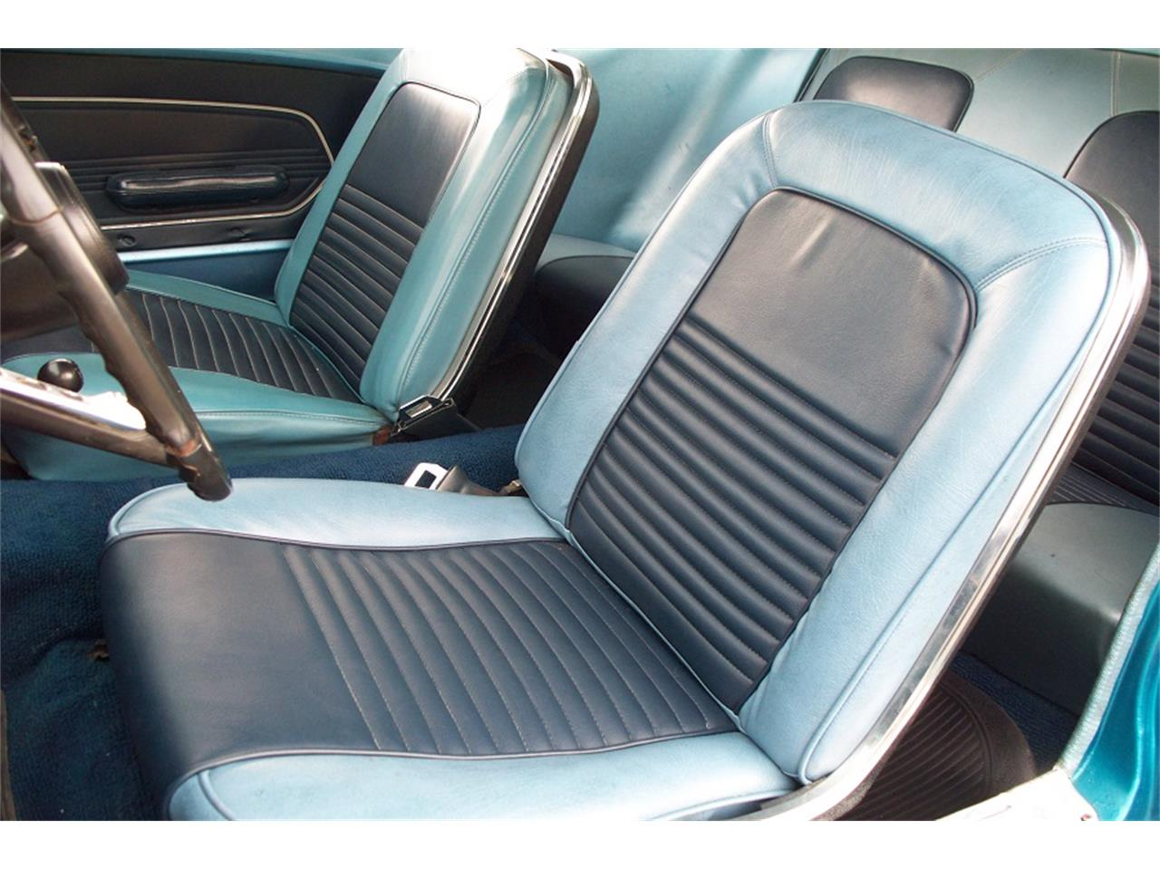 1967 Ford Mustang (CC-1215293) for sale in CYPRESS, Texas