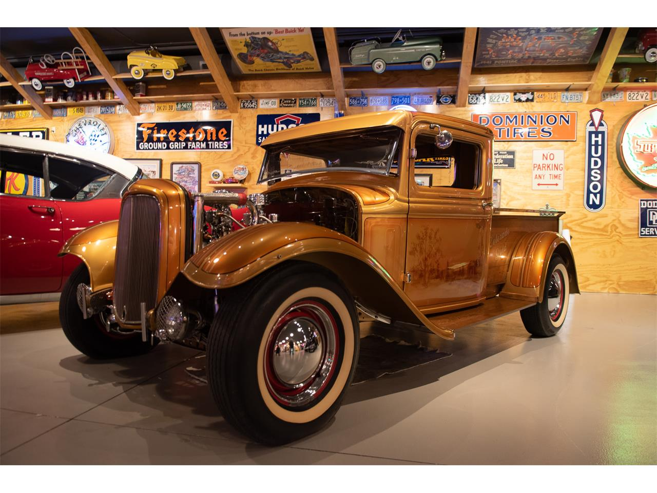 1933 Ford Pickup (CC-1215294) for sale in VAL CARON, Ontario