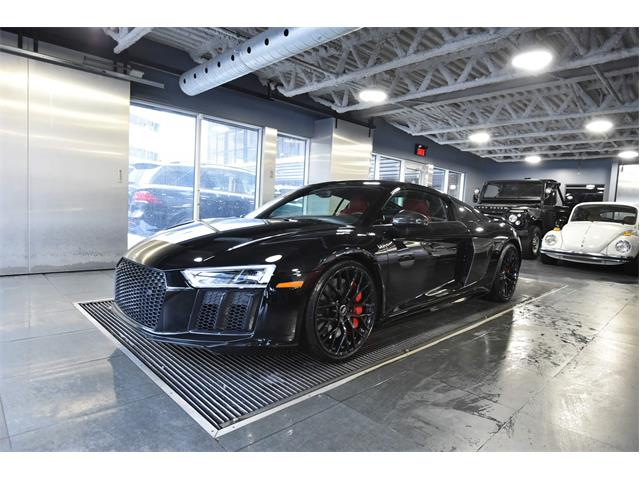 2017 Audi R8 (CC-1215301) for sale in Montreal, Quebec