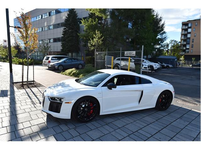 2018 Audi R8 (CC-1215308) for sale in Montreal, Quebec