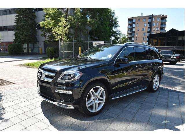 2015 Mercedes-Benz GL350 (CC-1215309) for sale in Montreal, Quebec