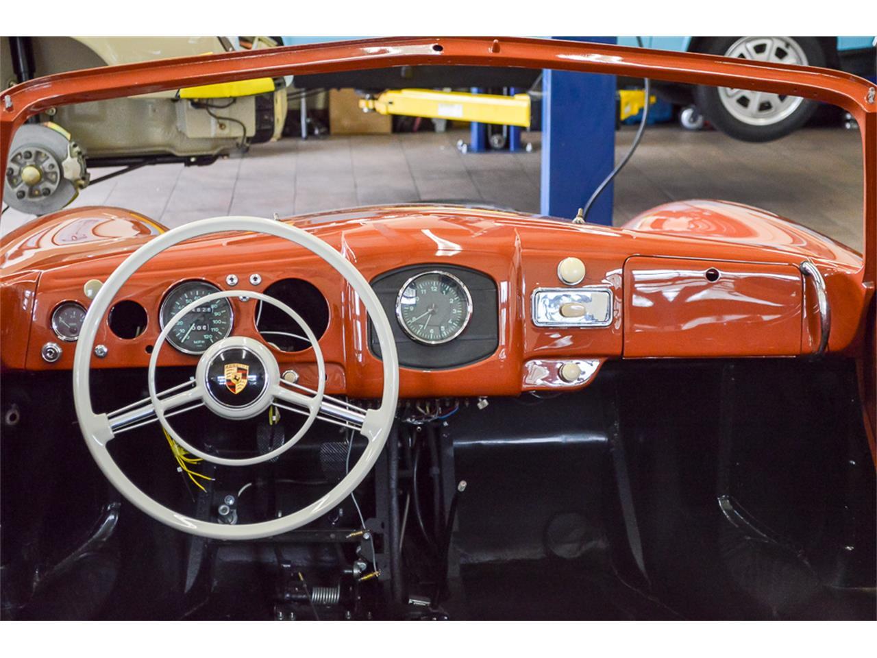 1955 Porsche 356 Continental Cabriolet (CC-1215311) for sale in Fallbrook, California
