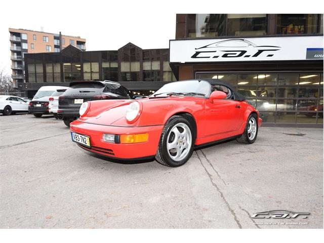 1994 Porsche 911 (CC-1215313) for sale in Montreal, Quebec
