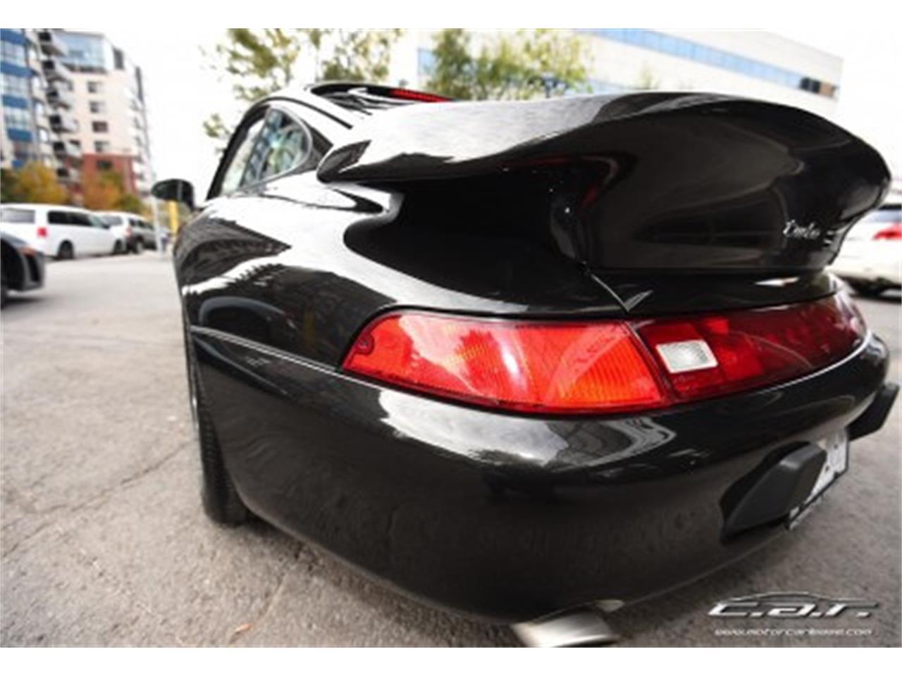 1996 Porsche 911 (CC-1215314) for sale in Montreal, Quebec
