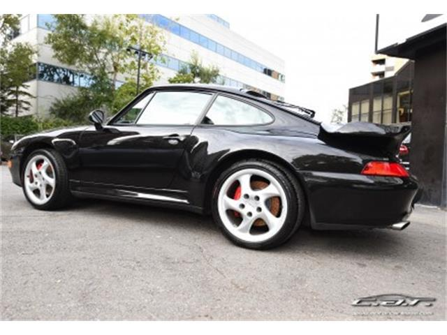 1996 Porsche 911 (CC-1215314) for sale in Montreal, Quebec