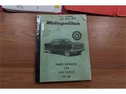 1954 Nash Metropolitan (CC-1215328) for sale in Orange, Connecticut