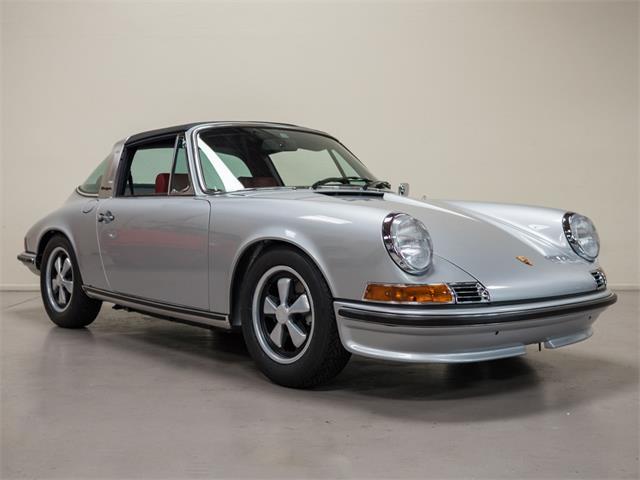 1972 Porsche 911 (CC-1215428) for sale in Fallbrook, California