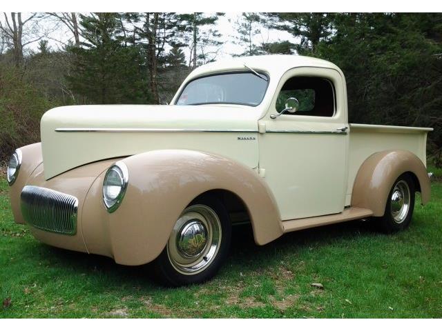 1942 Willys Pickup (CC-1210543) for sale in Hanover, Massachusetts