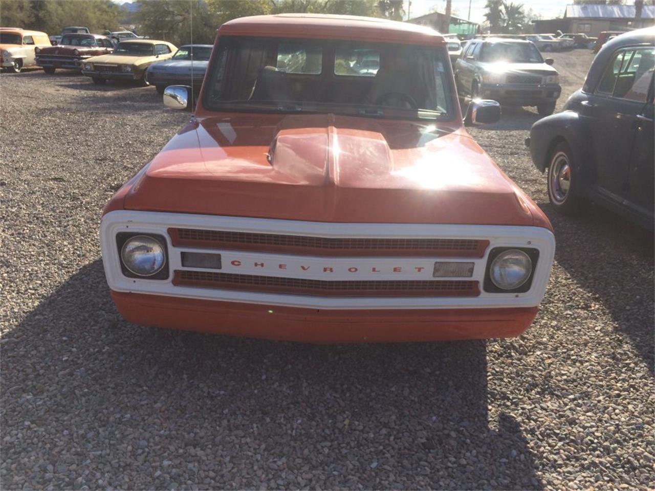 1972 Chevrolet Panel Delivery (CC-1215434) for sale in Quartzite, Arizona