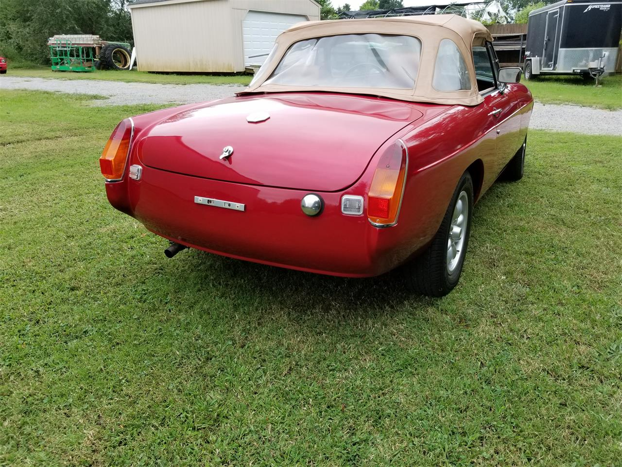 1975 MG MGB (CC-1215435) for sale in Mount Juliet, Tennessee