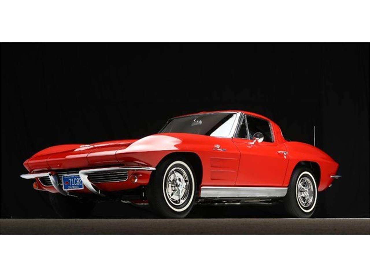 1963 Chevrolet Corvette (CC-1215545) for sale in Clifton Park, New York